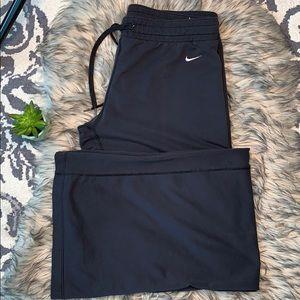 Nike Dry-Fit Black Pants sz L